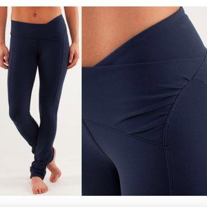 LULULEMON Presence Pant Inkwell navy blue
